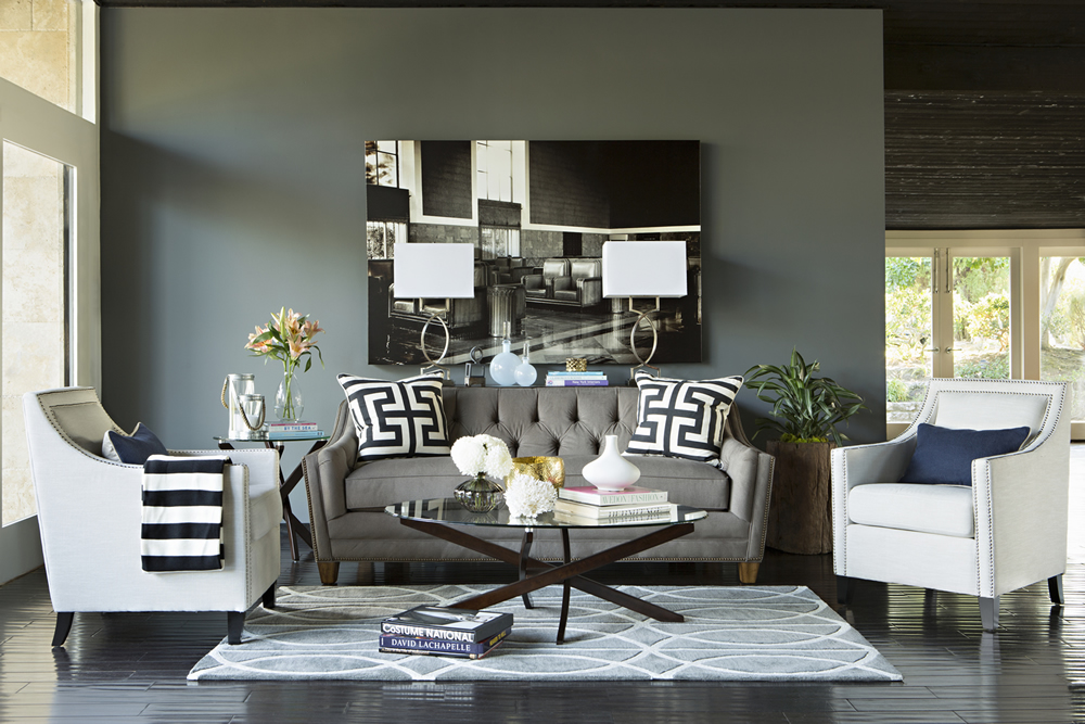 masculine living room kathy kuo home