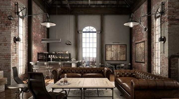 How To Get The Modern Industrial Look in Your Home