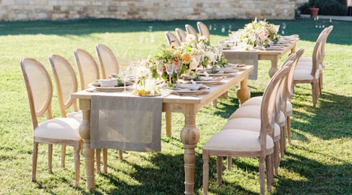 5 French Vineyard Wedding Ideas You Need to Achieve Provincial Paradise