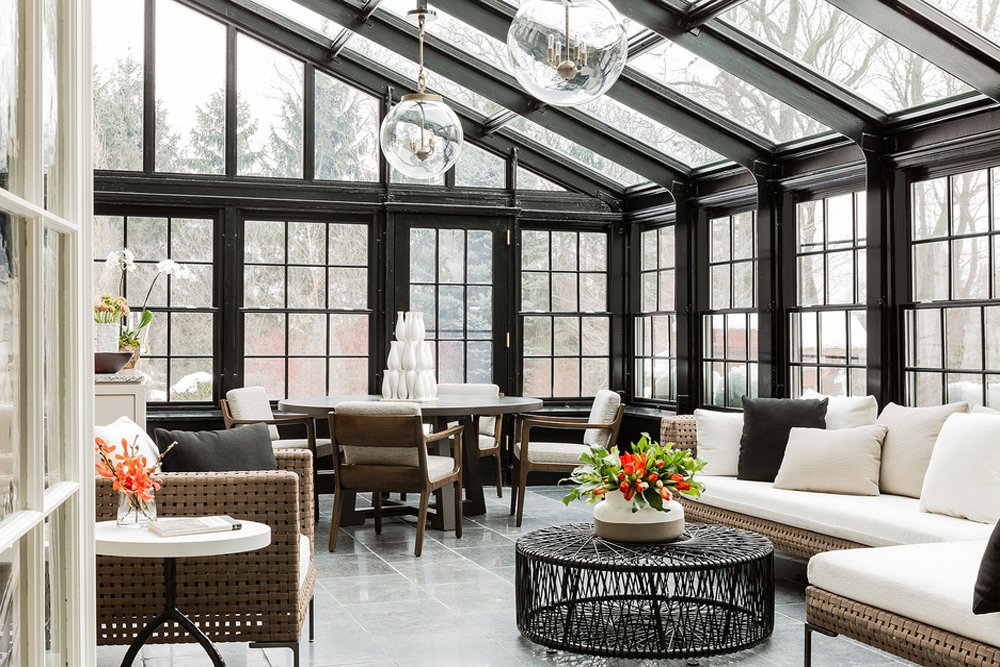 10 Stunning Sunroom Tips To Lighten Up