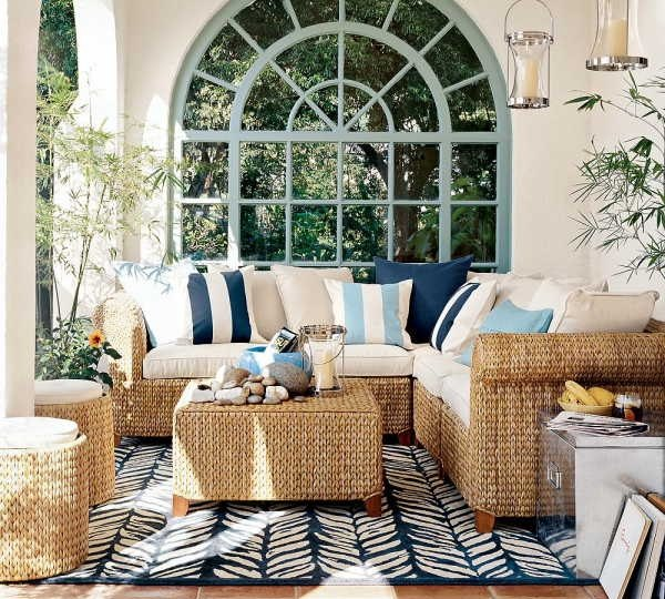 The 8 Natural Materials Perfect for Outdoor Living
