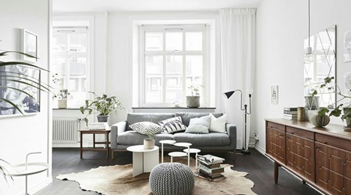 6 Easy Tips to Make a Small Space Look Bigger