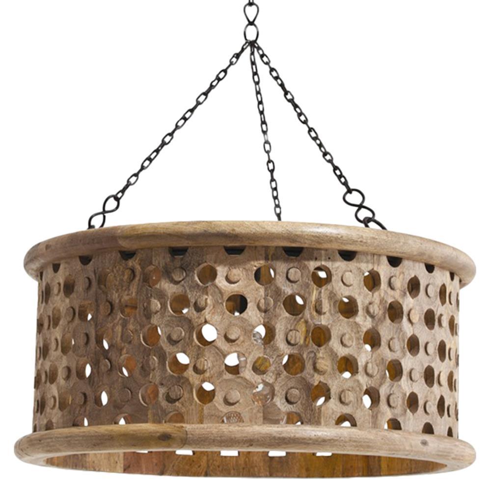coastal chandelier