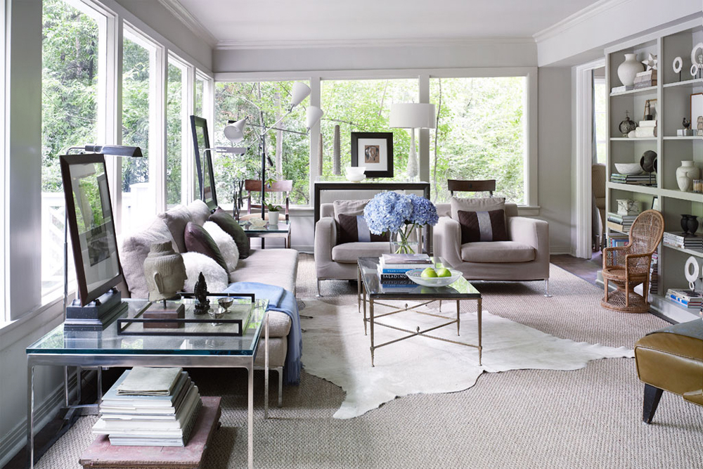 layering rugs kathy kuo home