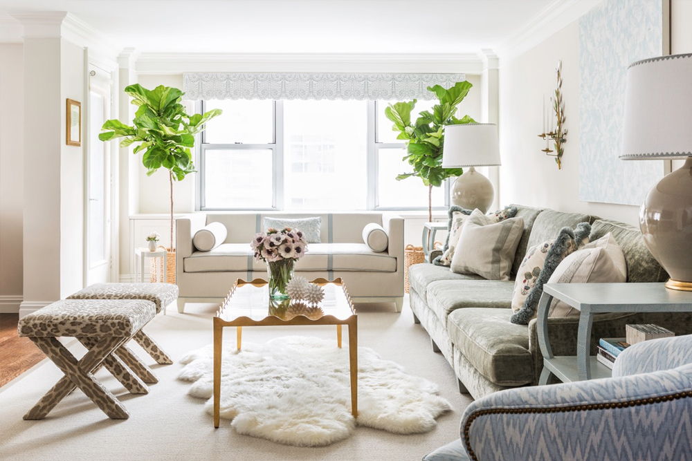 Kathy Kuo Layering Rugs Nice Ideas