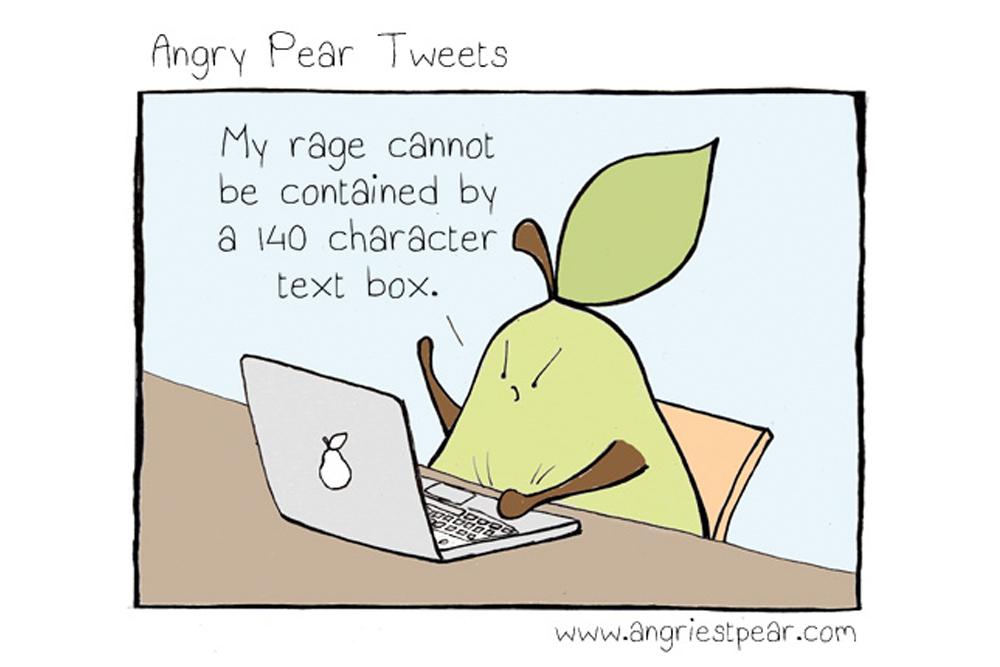 Twitter comic