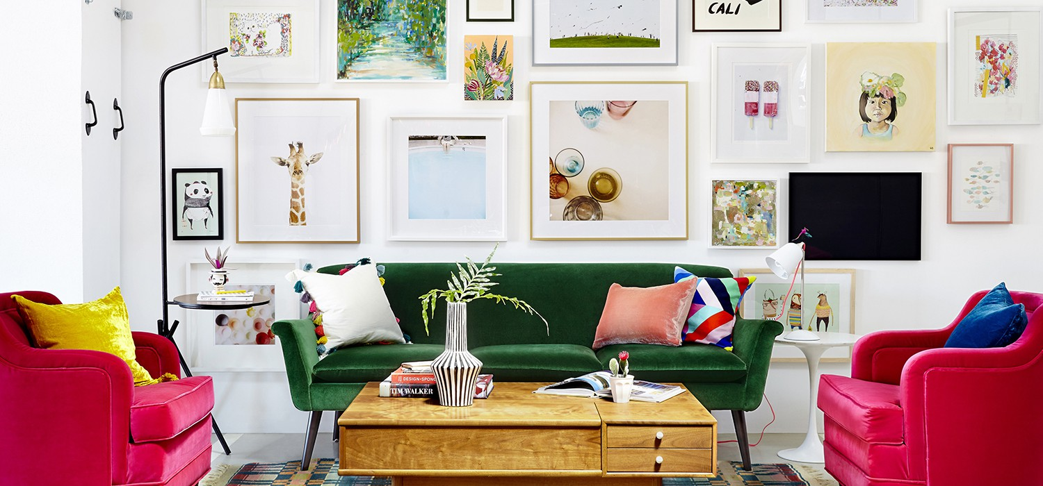 How to Hang a Stunning Gallery Wall