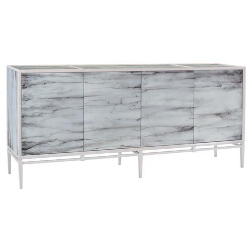 marble sideboard