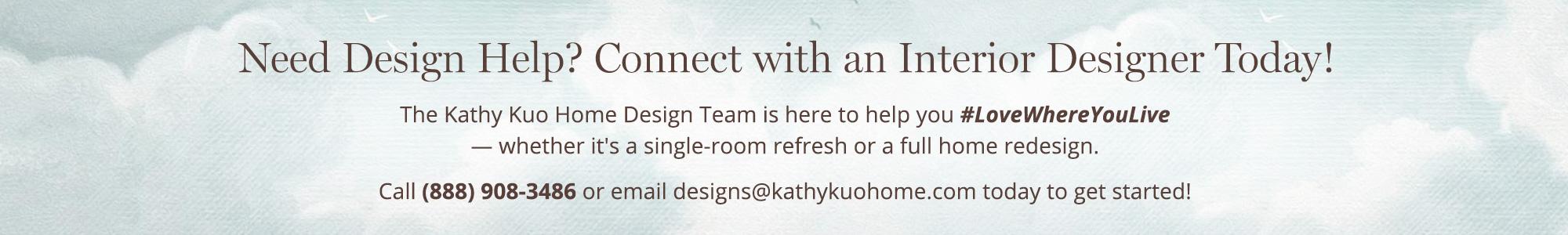 interior design banner