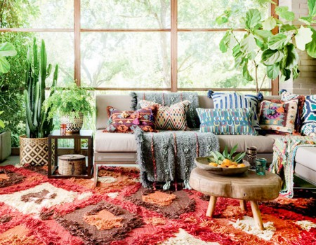 Get the Look: Boho Beach | Kathy Kuo Home