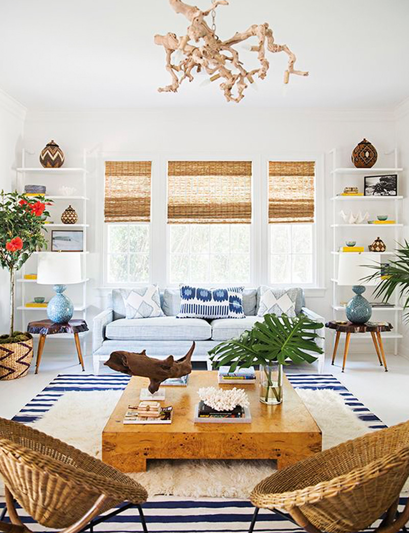 Get the Look: Boho Beach | Kathy Kuo Blog | Kathy Kuo Home