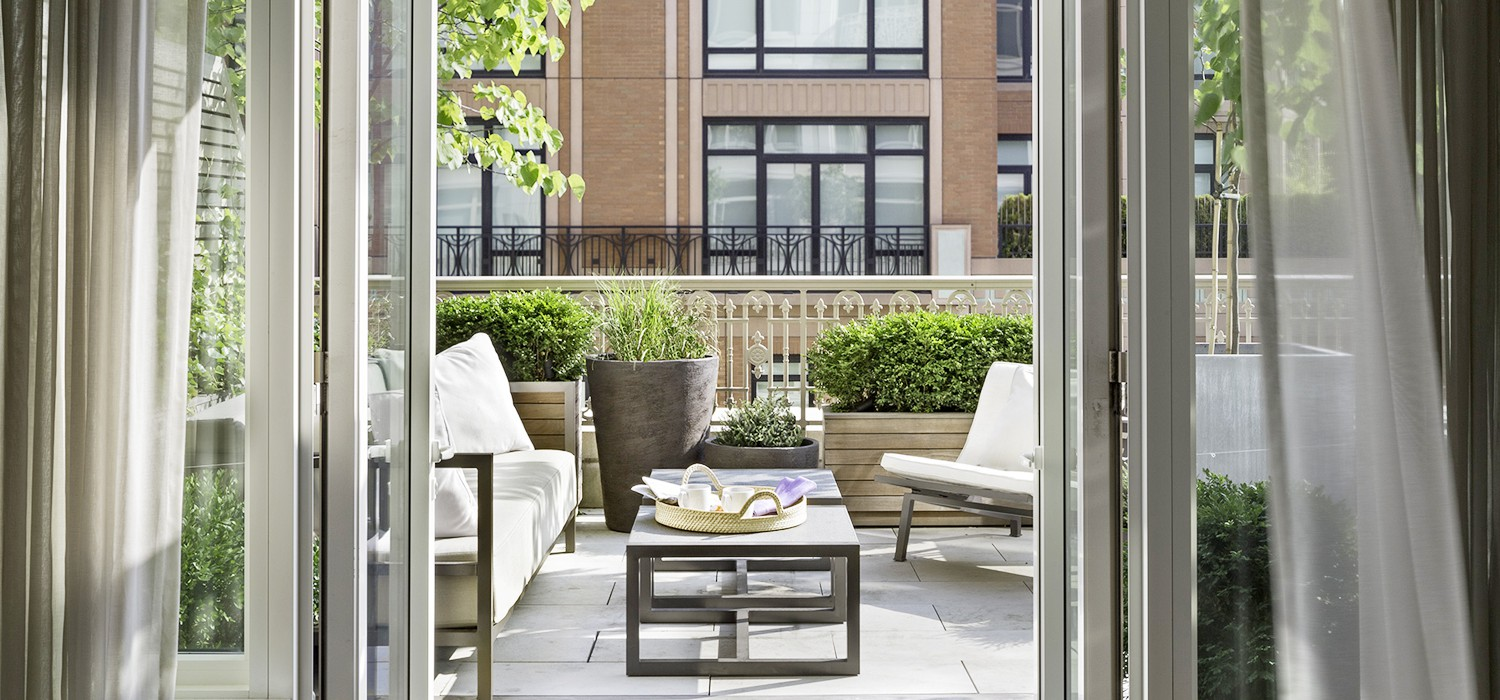 Turn Your Balcony Into the Perfect Outdoor Escape