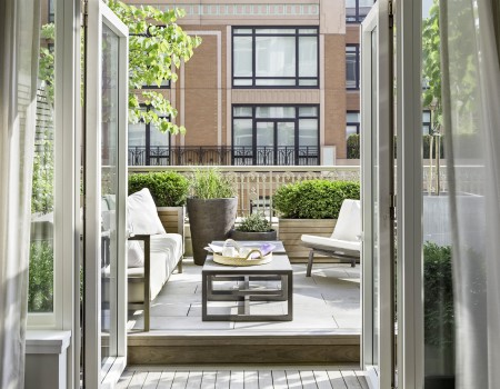 Turn Your Balcony Into the Perfect Outdoor Escape | Kathy Kuo Home