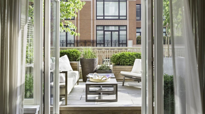 Turn Your Balcony or Patio Into the Perfect Outdoor Escape