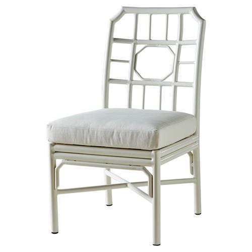 Rama Global Bazaar Regeant Outdoor Side Chair