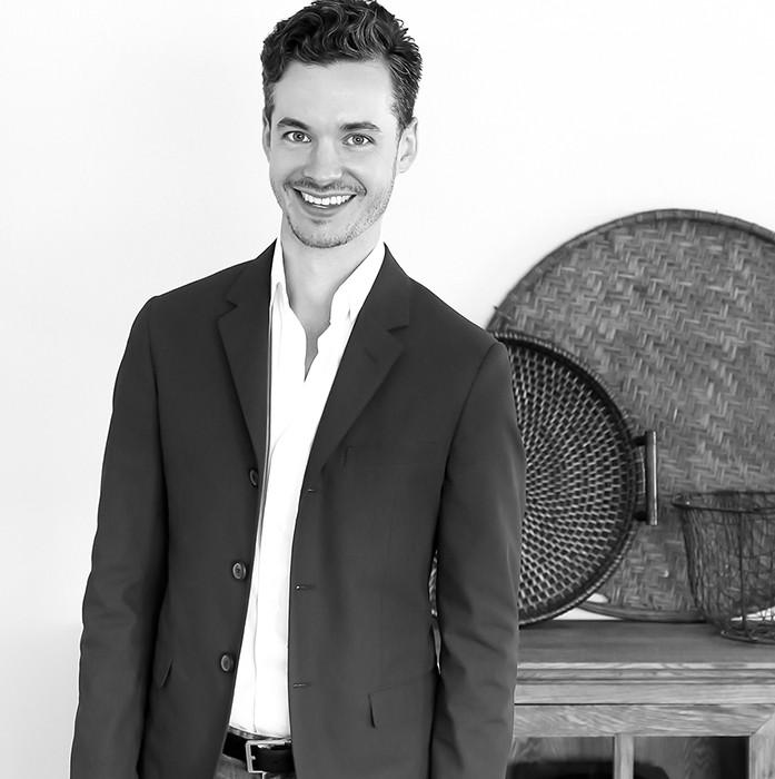 Designer Love: Exclusive Interview with Matthew Caughy
