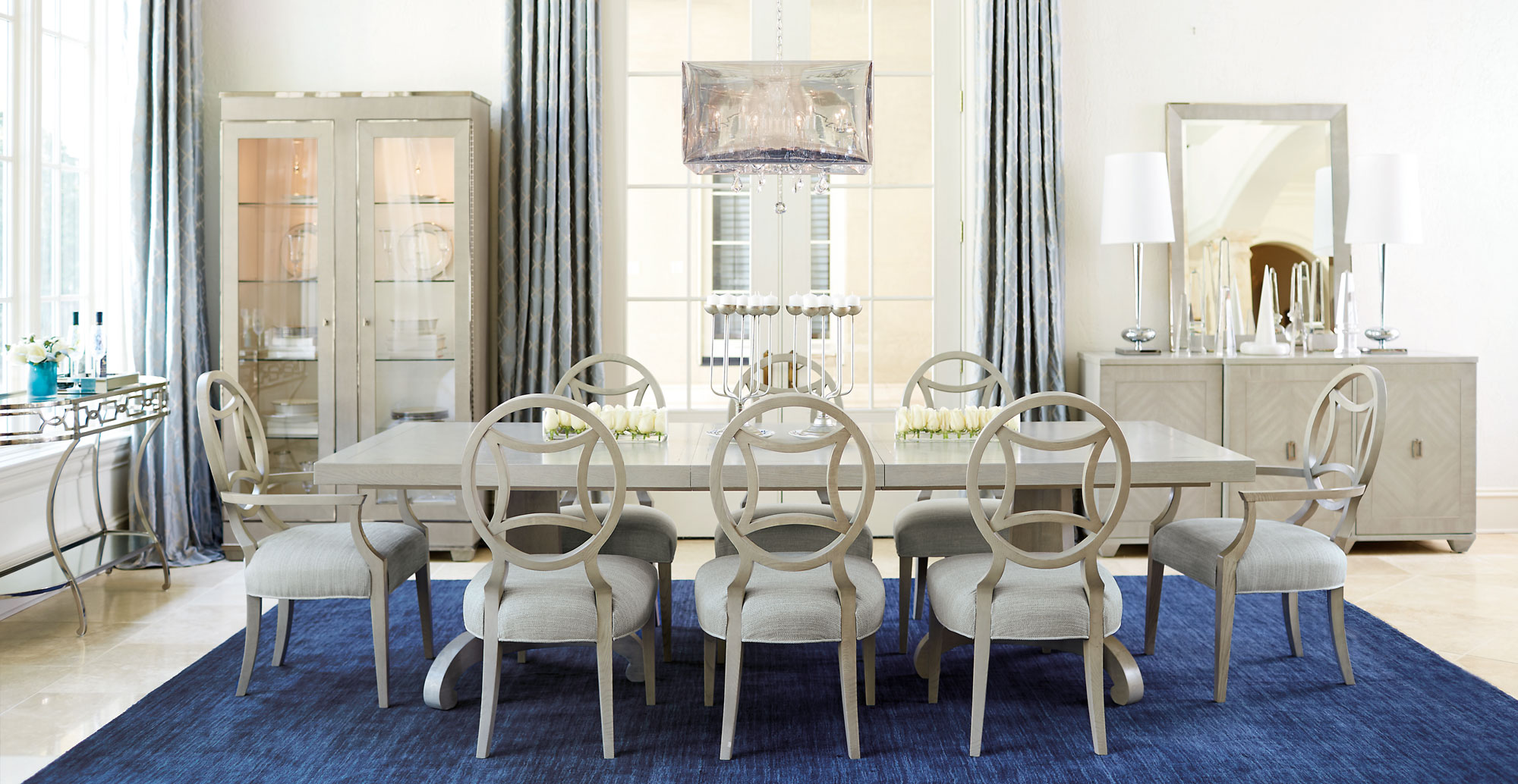 How to Create a Perfectly Scaled Dining Room   Kathy Kuo Blog ...