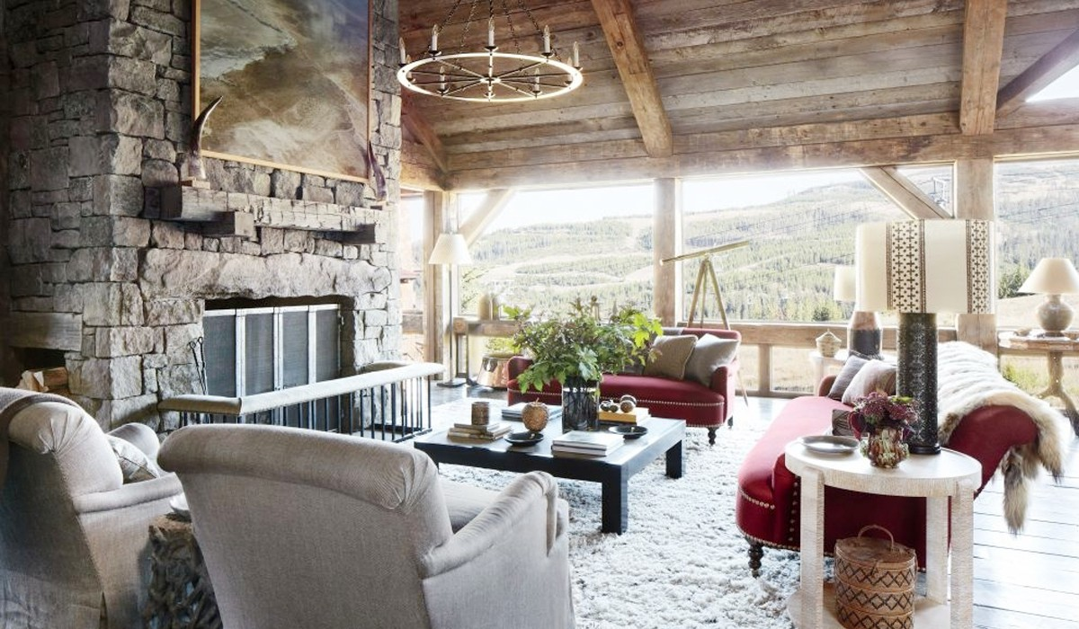 Get the Look: Woodland Cabin