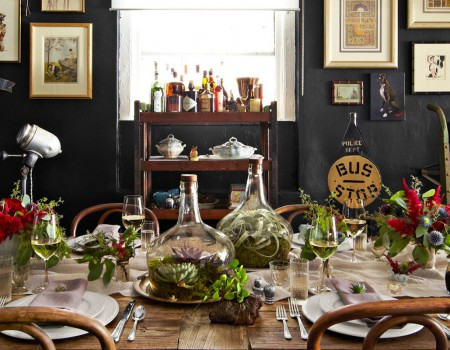 How to Set A Table For Your Fall Gatherings | Kathy Kuo Home