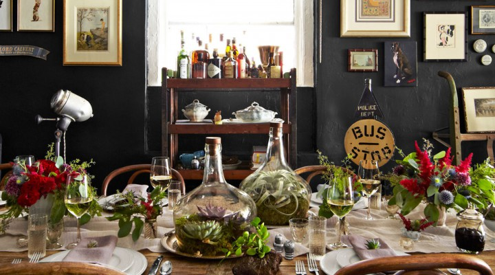 How to Set A Table For Your Fall Gatherings