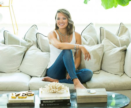 Kathy Kuo Interviews with Rue Daily