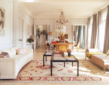 The 5 Must-Haves for a Parisian Apartment Look