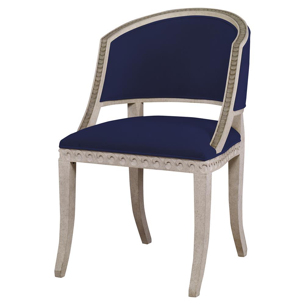 Augusta Regency Gilt Wave Chair