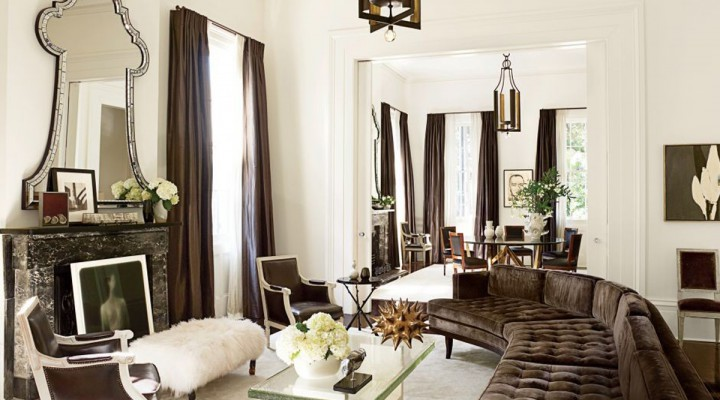 How to Decorate with Velvet