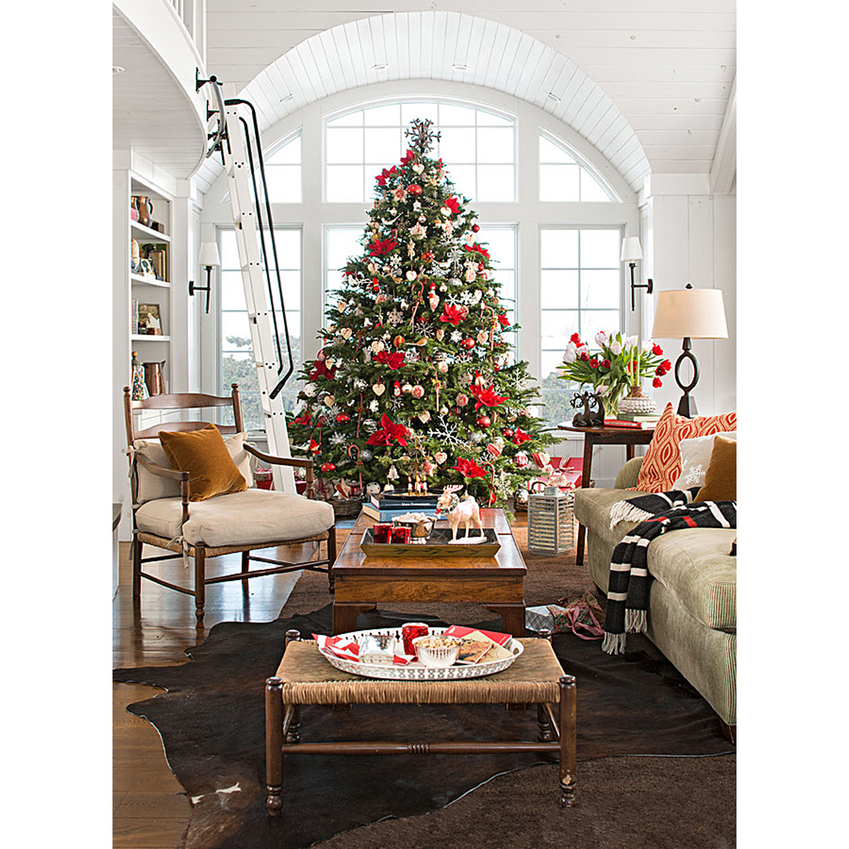christmas tree decoration ideas kathy kuo home