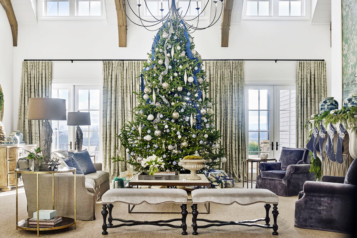 christmas tree decorating ideas kathy kuo home