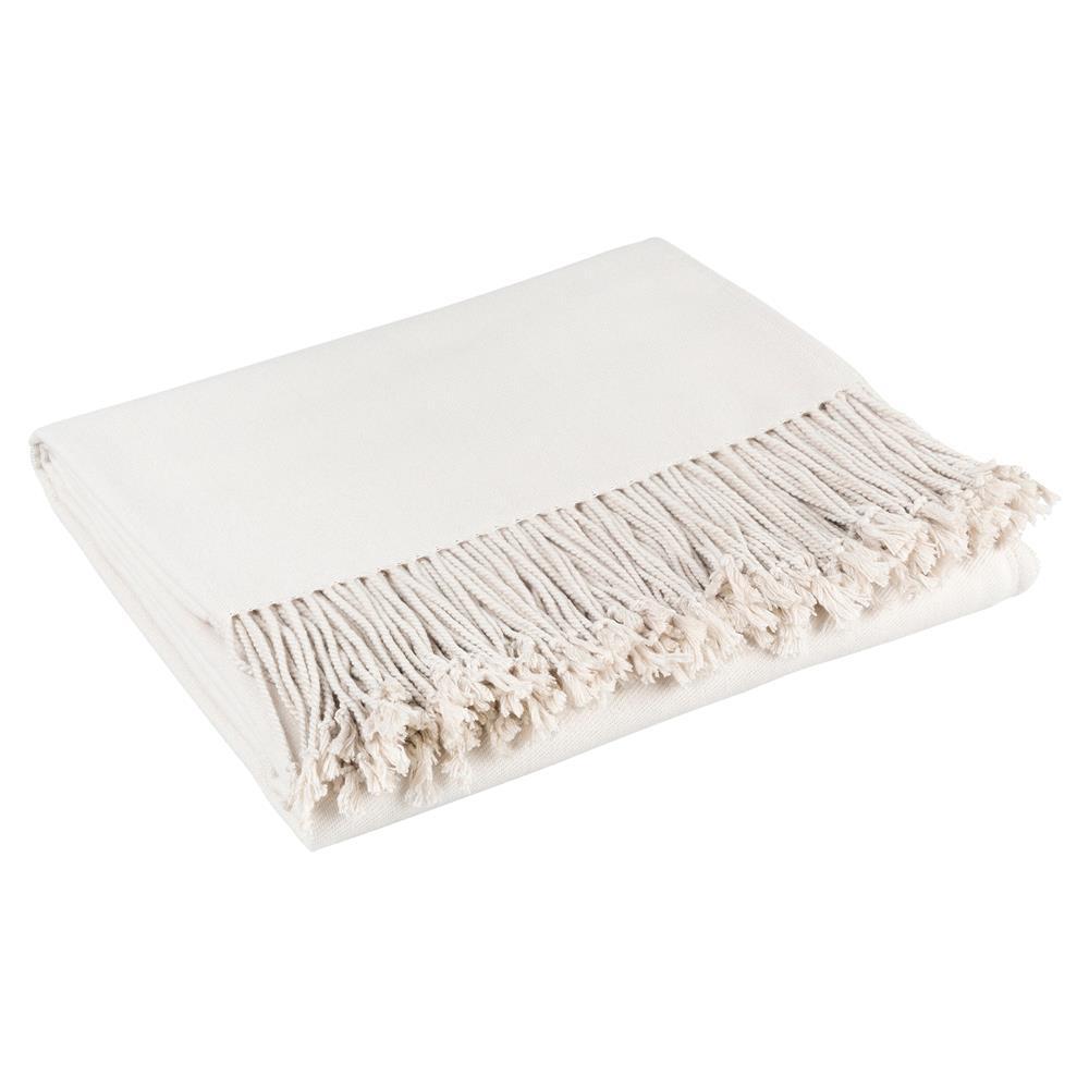 Hardy Classic Cashmere Silk Throw Blanket