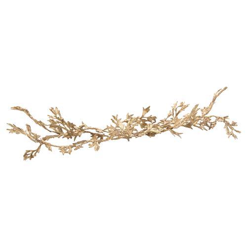 Clustered Olive Branch Sculpture