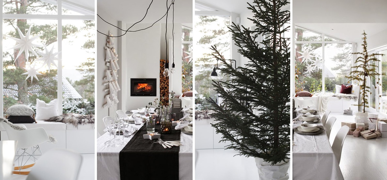 5 secrets to scandinavian christmas decor - Nordic Style Christmas Decorations