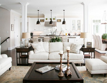 6 Design Tips for an Open Floor Plan