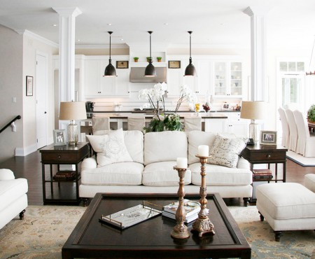 6 Design Tips for an Open Floor Plan Home Design