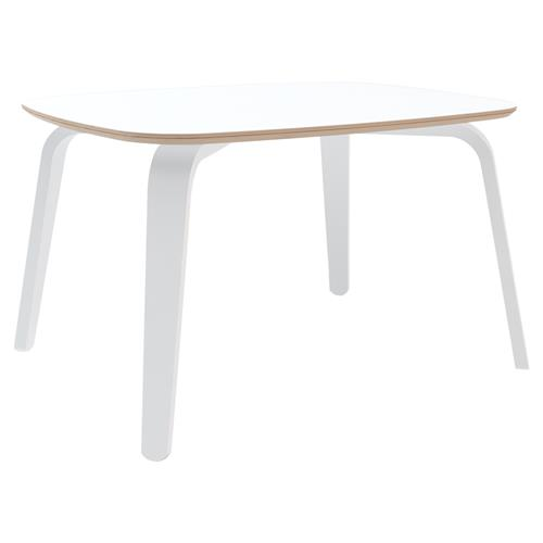 Oeuf White Children's Play Table