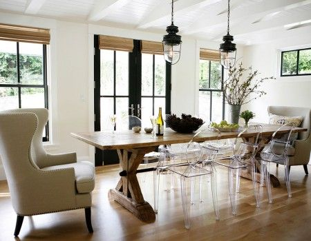 3 Springtime Rustic Dining Room Looks for Under 10K | Kathy Kuo Home