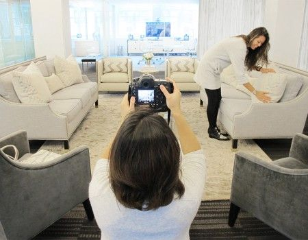 7 Little Secrets For Photographing Your Interior Design Work | Kathy Kuo Home