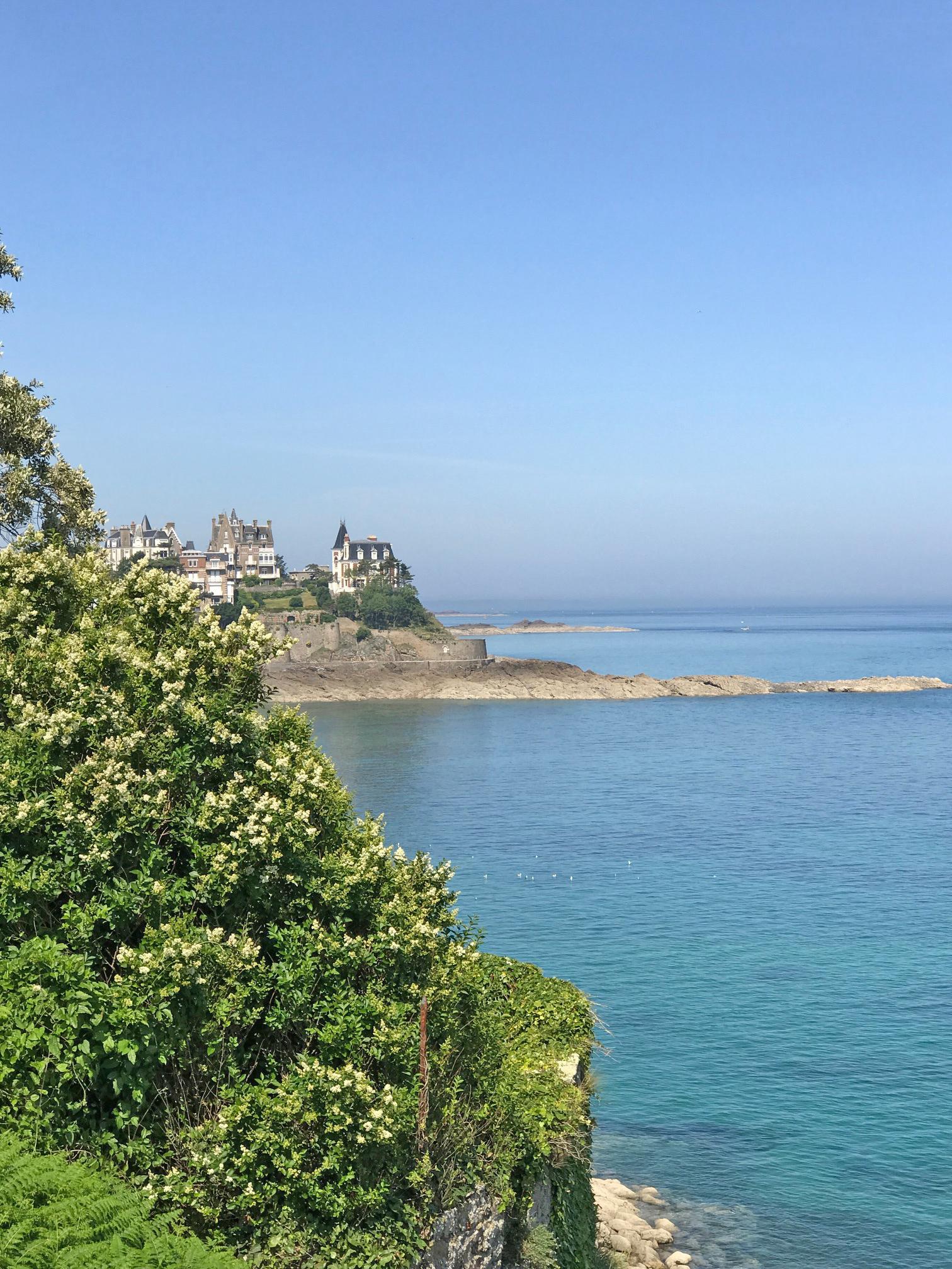 View from Castelbrac