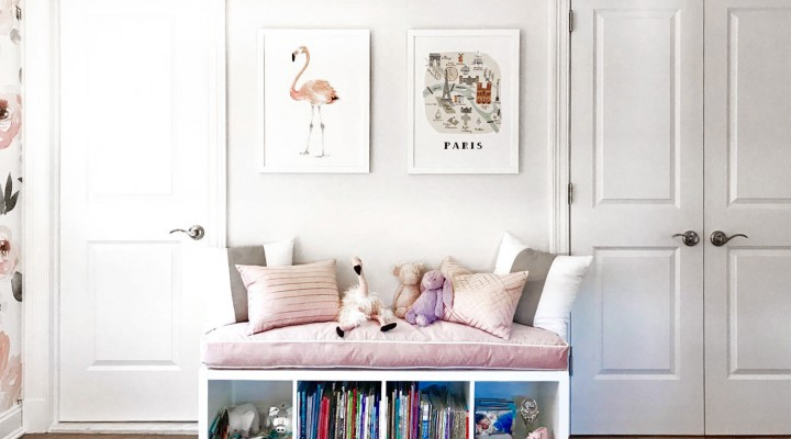 A Bright Playful Kids Room