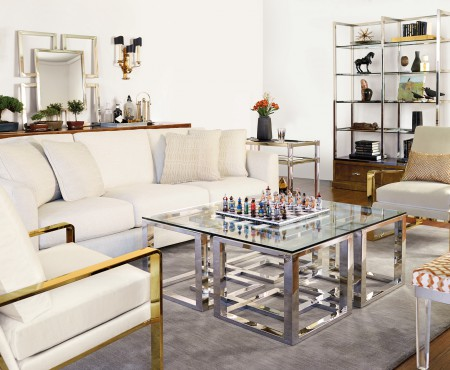5 Clever Ways To Use Mirrored Furniture