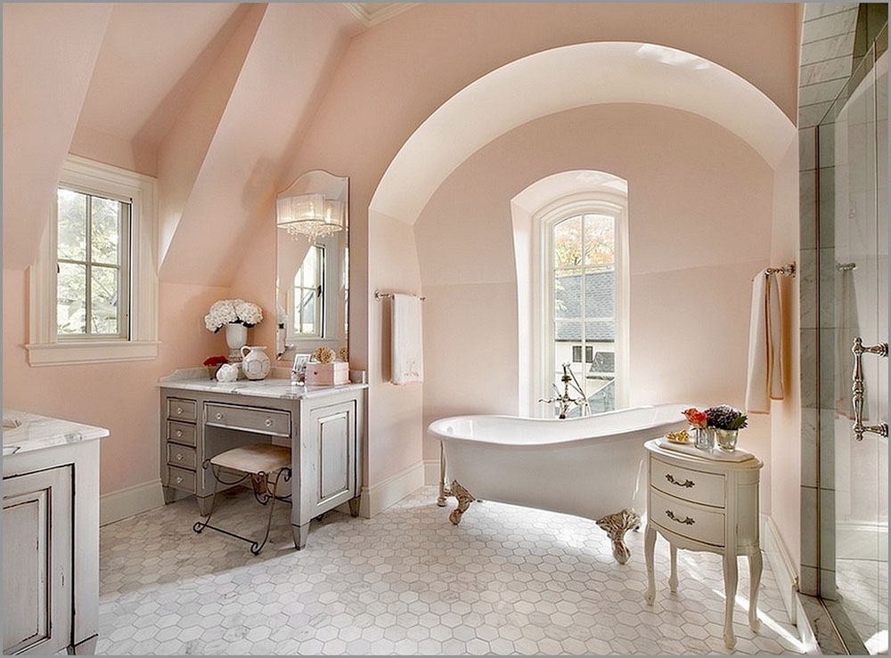 french country bathroom designs {modern double sink bathroom vanities|60\ -