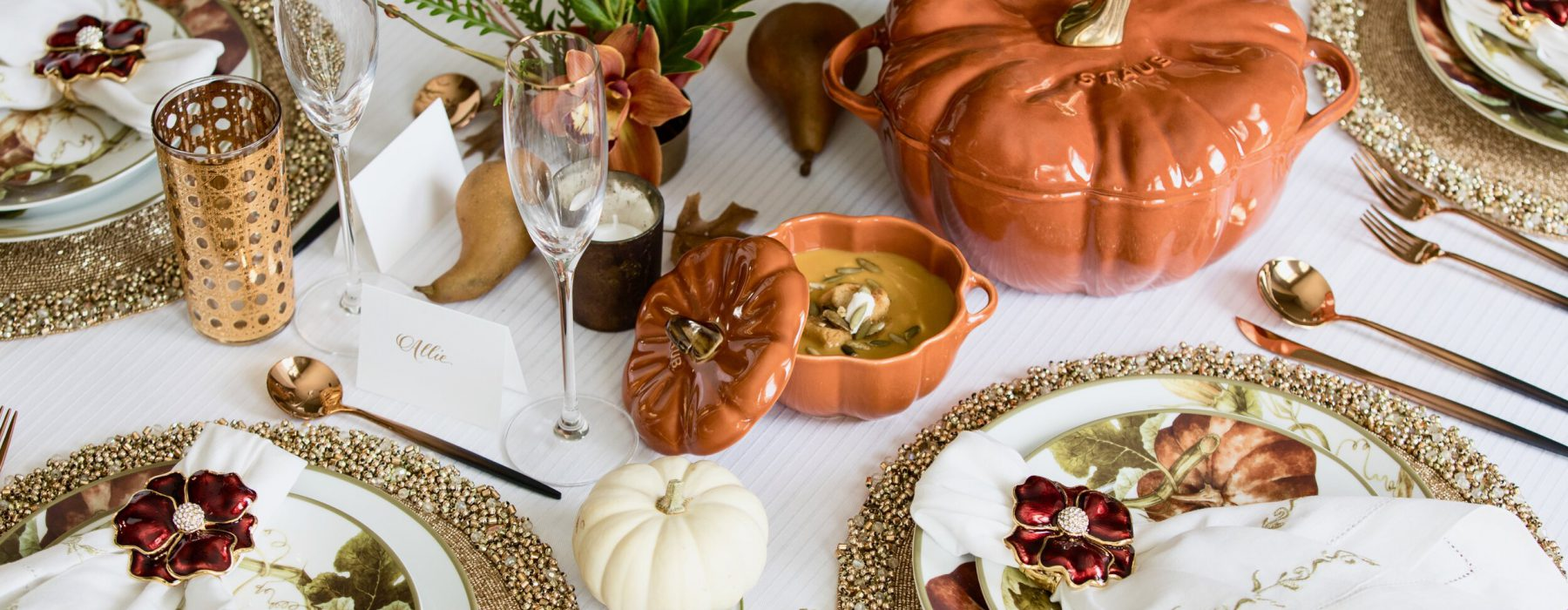 6 Instagram-Inspired (And Easy!) Thanksgiving Table Ideas