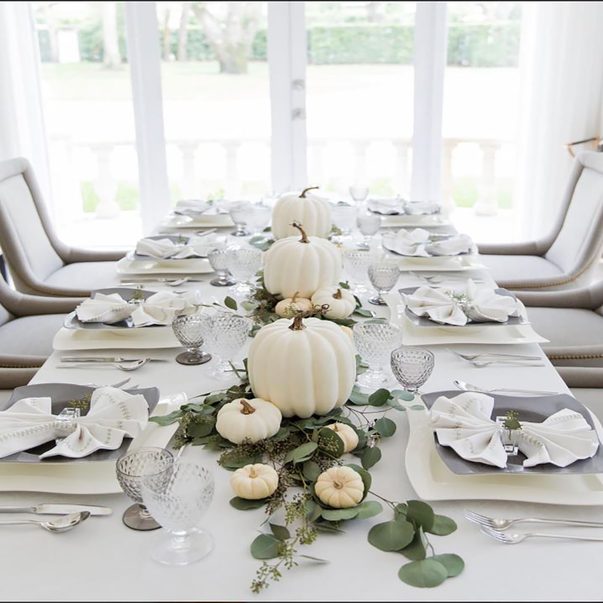 6 Ig Inspired Thanksgiving Table Ideas Kathy Kuo Blog Kathy Kuo Home - Thanksgiving-table-cloth