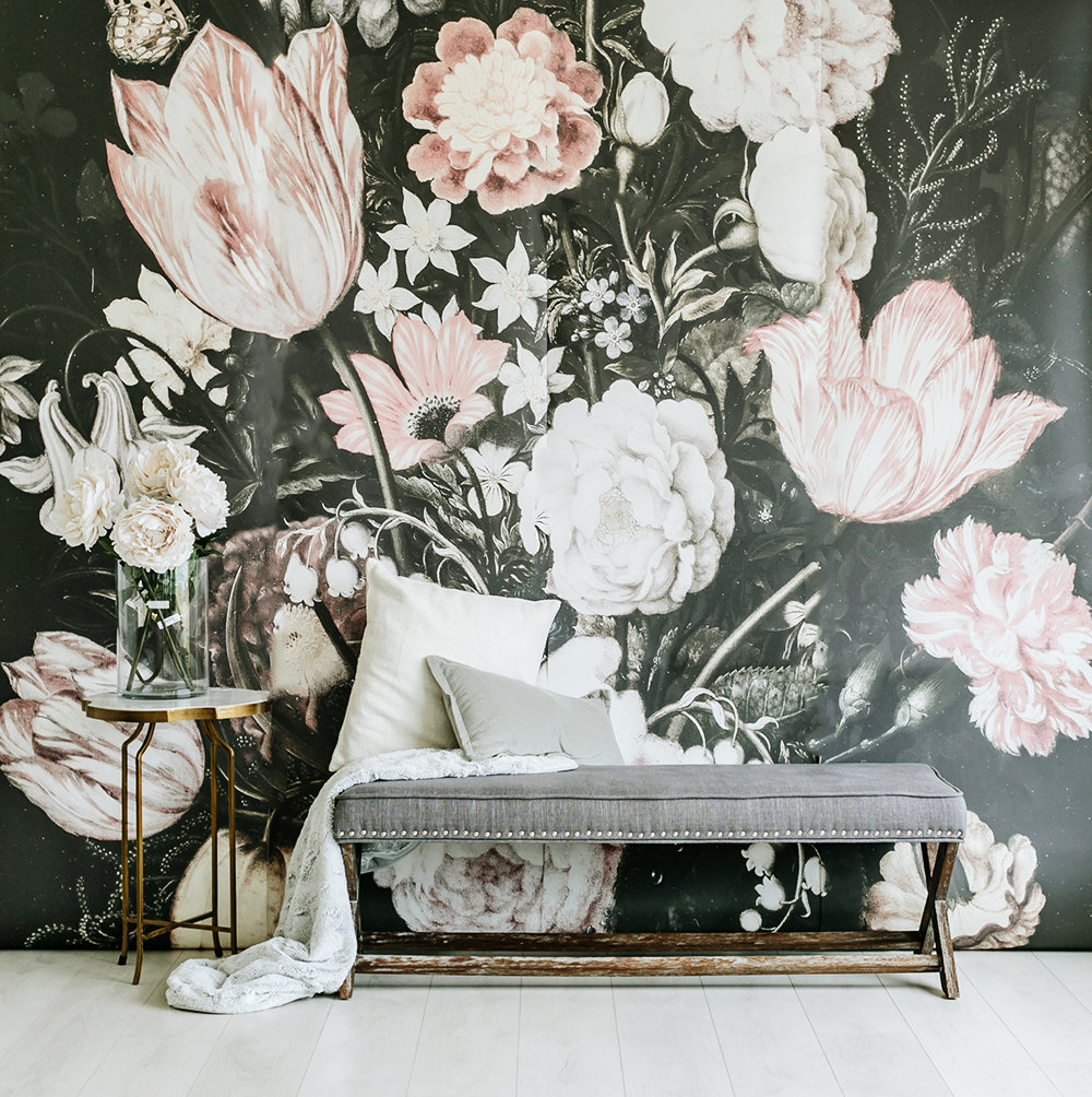 These Floral Wallpapers Are Going To Be Your New Obsession Kathy
