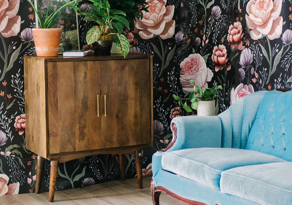 Floral Wallpaper Patterns You'll Love for Any Design Style