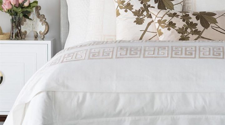 3 Ways To Style Your Bed Shams Like a Design Pro