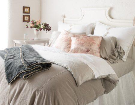 Bella Notte Linens, The Romantic Boho Bedding of Your Dreams