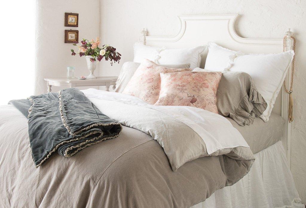 Bella Notte Linens, The Romantic Boho Bedding of Your Dreams