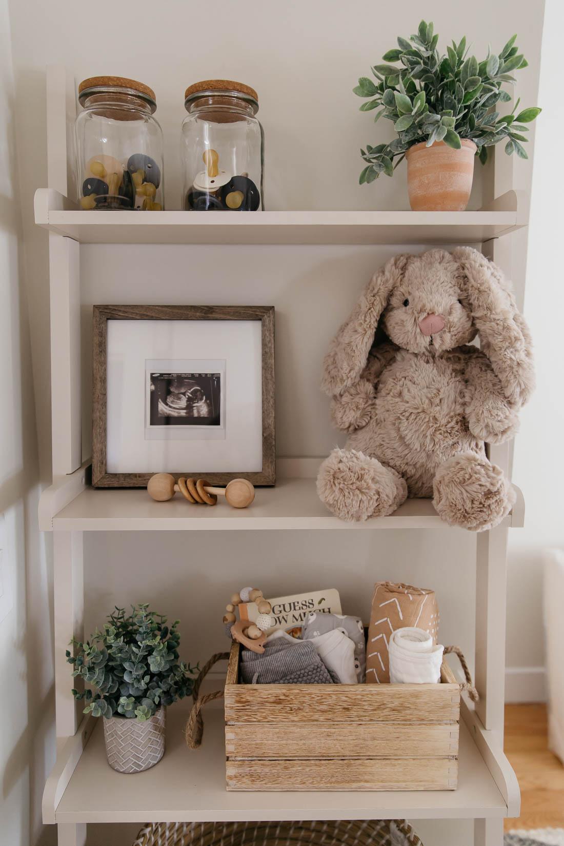 Nursery Reveal! A Gender Neutral Look with Blogger Kendall Kremer